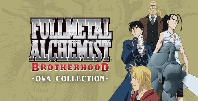 FullMetal Alchemist: Brotherhood OVAs