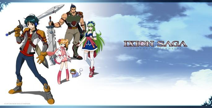 Ixion Saga: Dimision Transfer