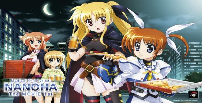 Mahou Shoujo Lyrical Nanoha: The Movie 1st