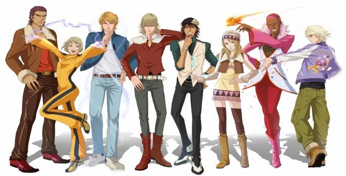 Tiger & Bunny: The Beginning
