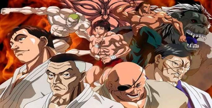 Grappler Baki: Saidai Tournament