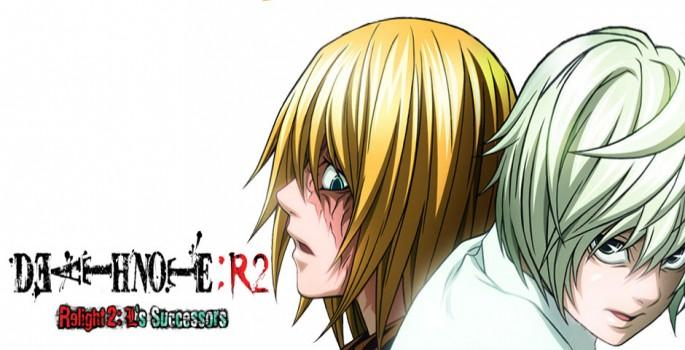 Death Note Rewrite 2 - L wo Tsugu mono