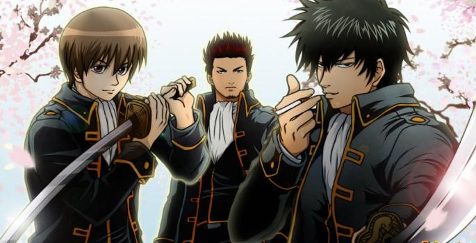 Yorinuki Gintama-san on Theater 2D – Shinsengumi Douran Hen