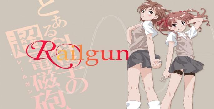 Toaru Kagaku no Railgun