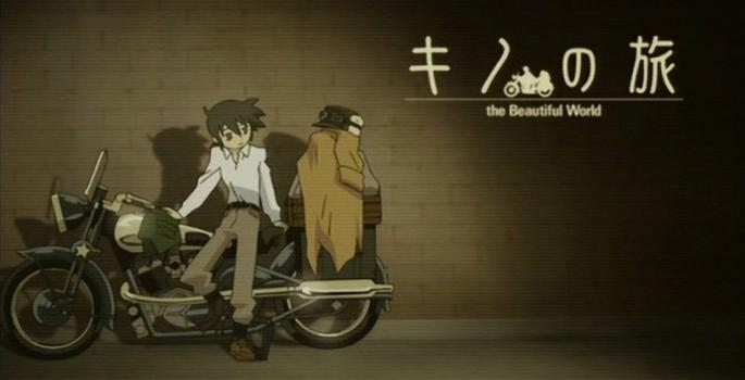 Kino no Tabi - The Beautiful World