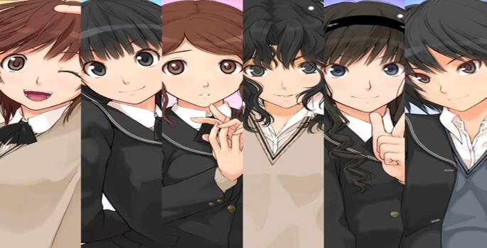 Amagami SS+ plus