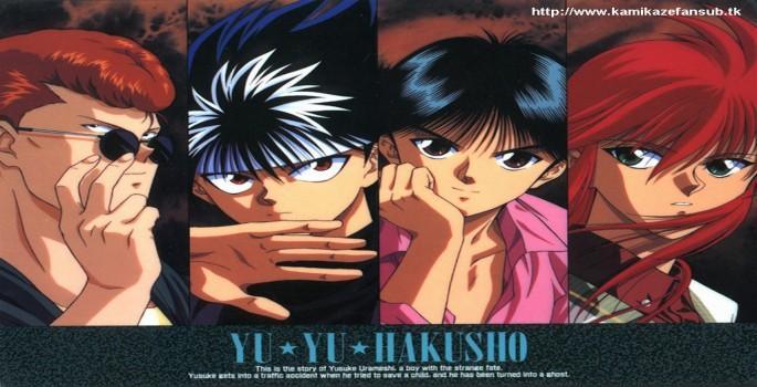 Yu Yu Hakusho Filme 1: O Filme