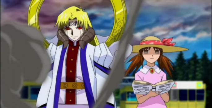 Konjiki no Gash Bell!! Filme 1: 101 Banme no Mamono
