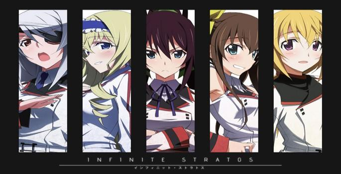 IS: Infinite Stratos Encore - Koi ni Kogareru Rokujuusou